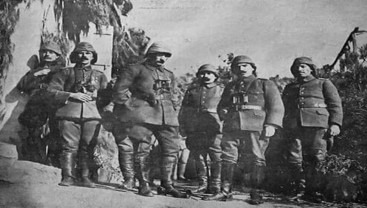 Mustafa Kemal'in İkinci Anafartalar Zaferi'ni kazanması!..