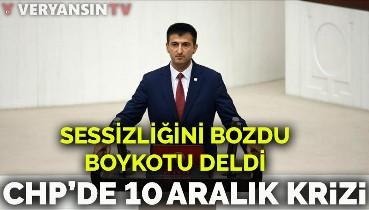 CHP'de '10 Aralık' krizi... Mehmet Ali Çelebi'den sert mesajlar