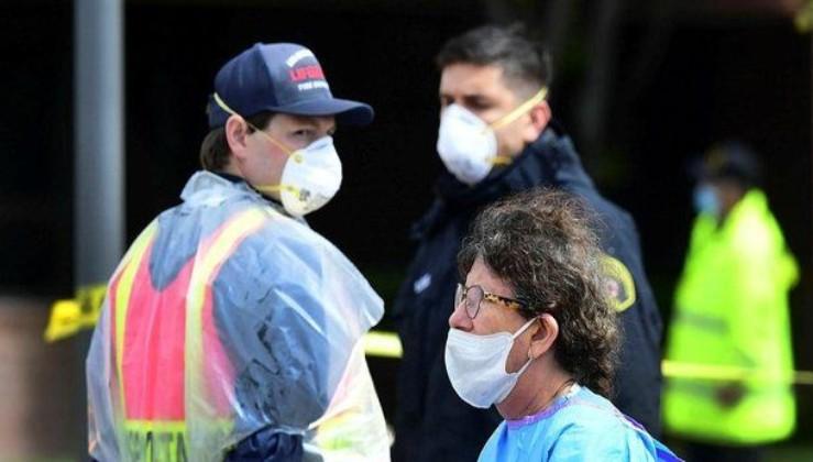 Son dakika: ABD'de koronavirüs kabusu sürüyor! Son 24 saatte 1508 kişi hayatını kaybetti