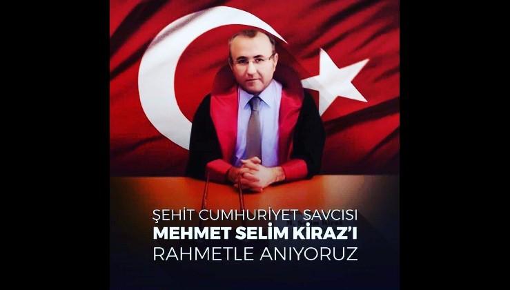 Yargı dünyasının örnek savcısı: Şehit Mehmet Selim Kiraz