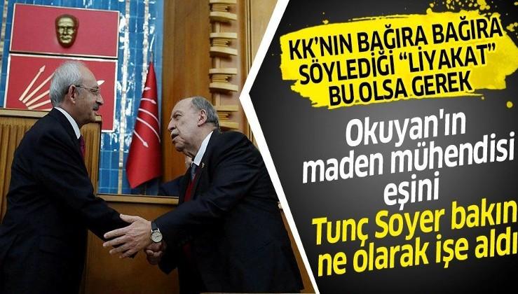 Parti değiştirme rekoru kıran Yaşar Okuyan'ın 27 yaş küçük eşine belediye kıyağı!