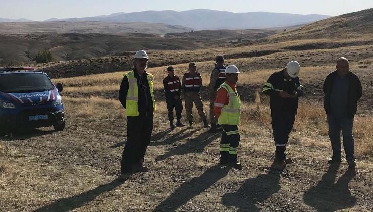 Koç Holding mahkeme kararını tanımadı: Sivas'ta köyün ortasına altın madeni için sondaj vuruldu