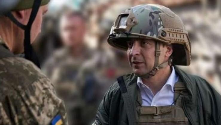 """""""Таке відбулося вперше"""" - У офіцерів ЗСУ відібрали зброю перед візитом Зеленського на військові навчання"""