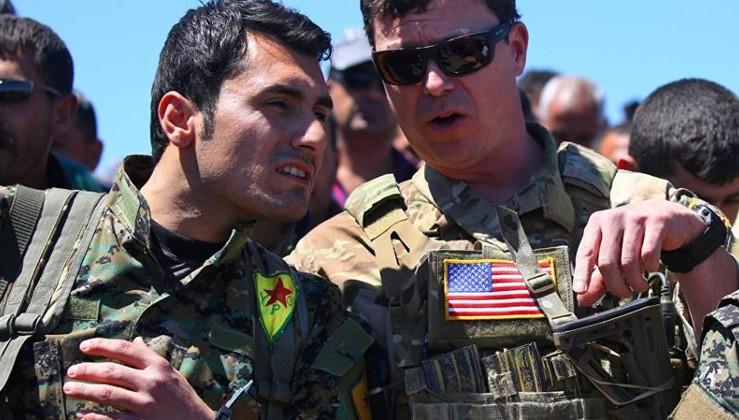 ABD, terör örgütü YPG ile IŞİD sonrası için de anlaşmış!