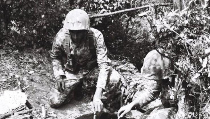 Son dakika: MSB'den tarihi paylaşım! Bolu Dağ Komando Tugay Komutanlığının icra ettiği tatbikattan dikkat çeken kare