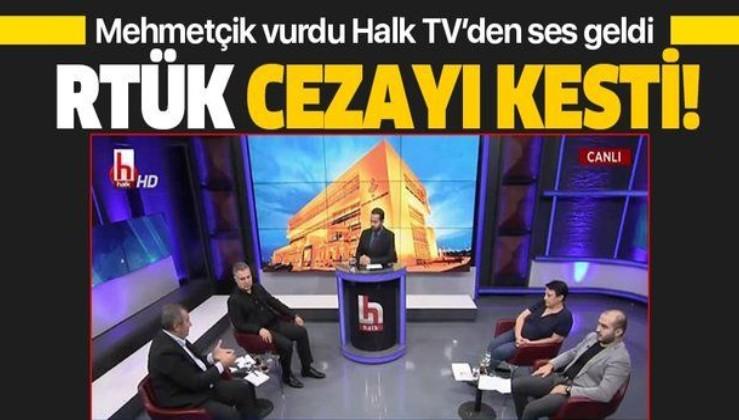 """RTÜK, Türk ordusunu aşağılayan ifadeleri affetmedi! Halk TV'de yayınlanan """"Gündem Özel"""" programına ceza"""