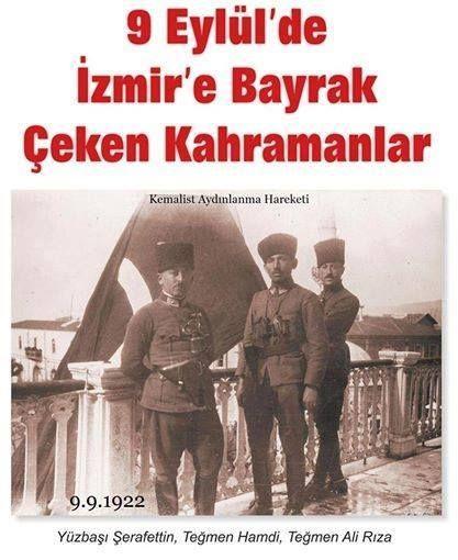 9 Eylül 1922 Tam bağımsız Türkiye'ye atılan dev adım