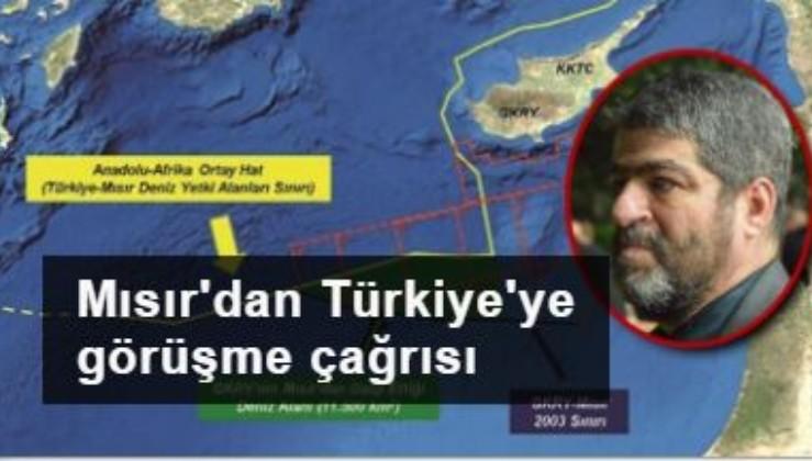 Mısır'dan Türkiye'ye görüşme çağrısı