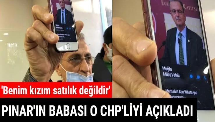 CHP'den ihraç edilecek mi? Son dakika: Pınar Gültekin'in babası Sıddık Gültekin alçak teklifi yapan ismi ifşa etti: