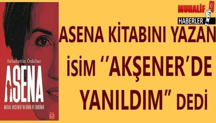 """Akşenerci yazardan Akşener hakkında şok sözler:""""CIA ajanının yeğeni,Meğer FETÖ'cü bir ..."""""""