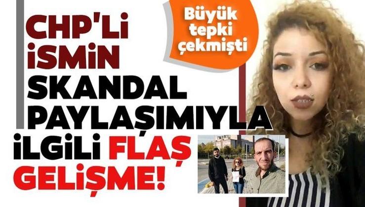 Son dakika   Büyük tepki çekmişti! CHP'li ismin skandal 'Trabzon' paylaşımıyla ilgili flaş gelişme