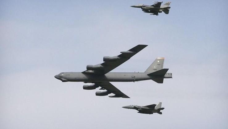 3 ABD nükleer bombardıman uçağı Rus sınırlarına yaklaştı