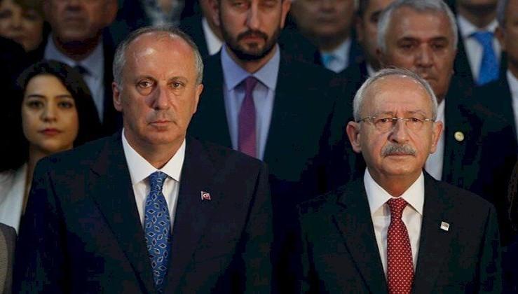 CHP'de 'Muharrem İnce' istifası