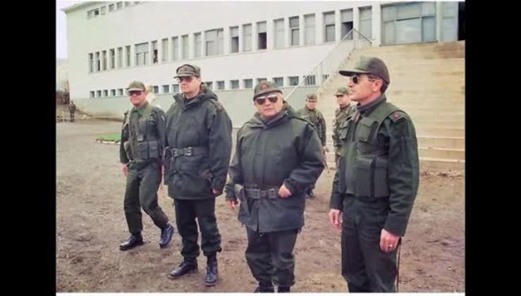 Osman Pamukoğlu askerlerini nasıl eğitir?