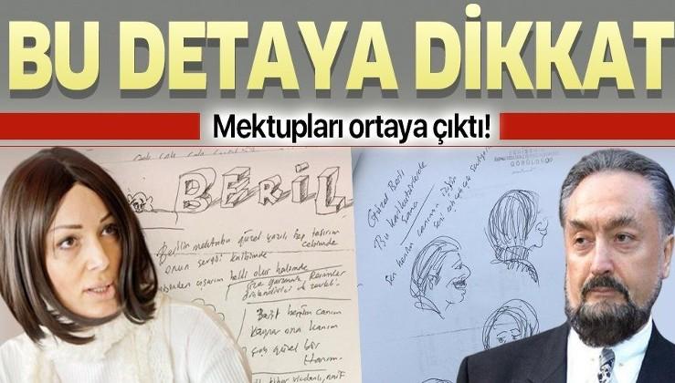 Adnan Oktar'ın cezaevindeki örgüt üyelerine gönderdiği mektuplar ortaya çıktı! Bu detaya dikkat.