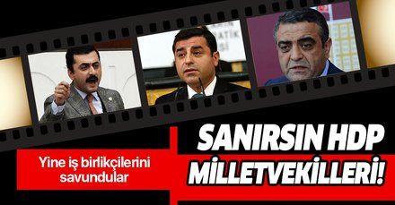 YCHP'den HDP'li Selahattin Demirtaş'ı serbest bırakın çağrısı!