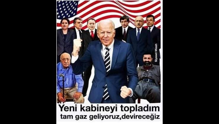 3 Yanlışı 1 doğru götürür: Biden korosu Türkiye ittifakını hedef aldı