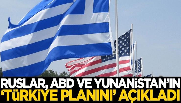"""""""ABD-Yunanistan anlaşmasının amacı Türkiye'ye baskı uygulamak"""""""
