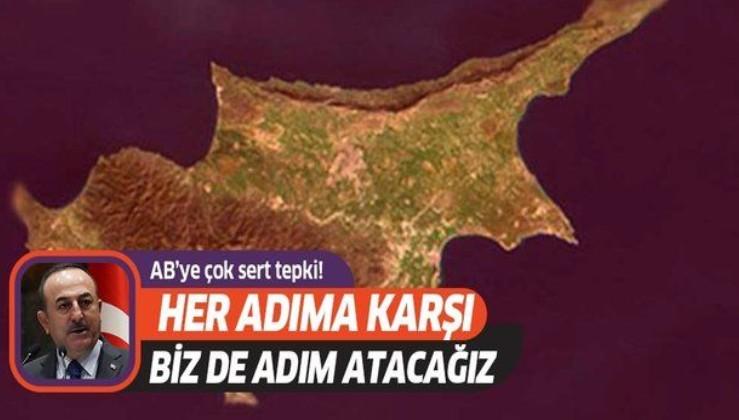 Son dakika: Dışişleri Bakanı Mevlüt Çavuşoğlu'ndan AB'ye sert tepki!.