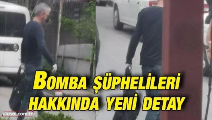 Bomba şüphelileri hakkında yeni detay