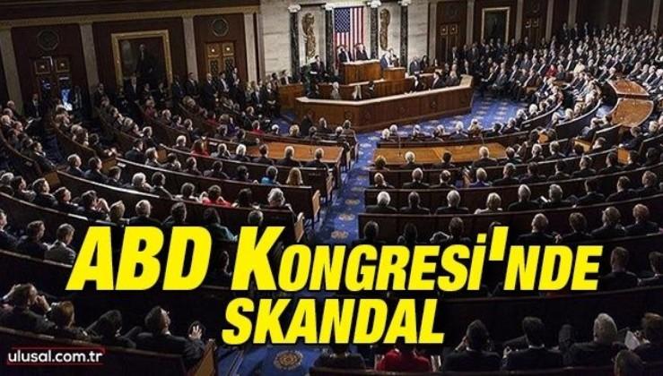 ABD Kongresi'nde skandal