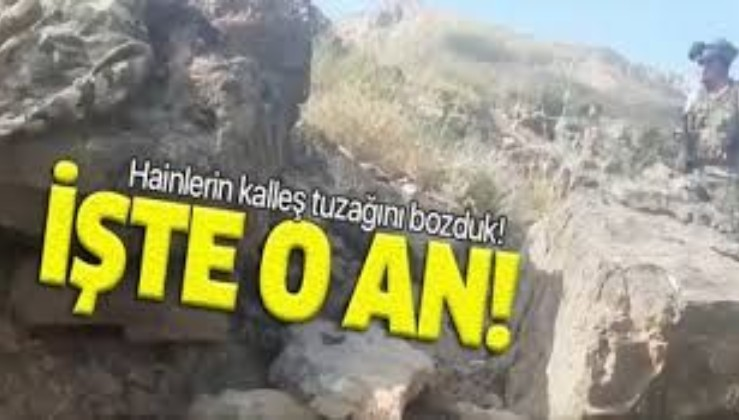 Bebek katili PKK'nın hain pususu bozuldu! MSB duyurdu!