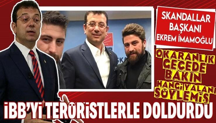 Ekrem İmamoğlu İBB'yi teröristlerle dolduruyor! FETÖ'cü Saffet Dağbakan'a İSBAK'ta görev!