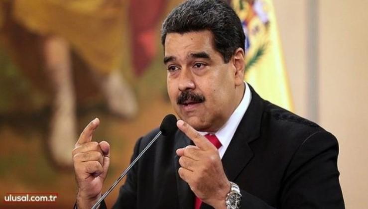 Maduro ABD'nin planını açıkladı: Washington Venezuela'ya savaş planı hazırlama kararı aldı