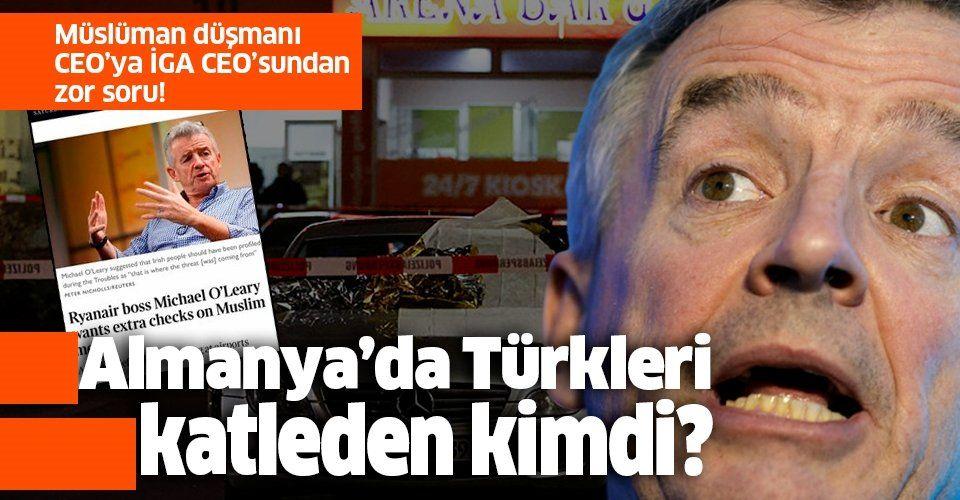 Müslüman erkekler hakkındaki sözleri büyük tepki çekmişti! İGA CEO'su Kadri Samsunlu'dan zor soru!.
