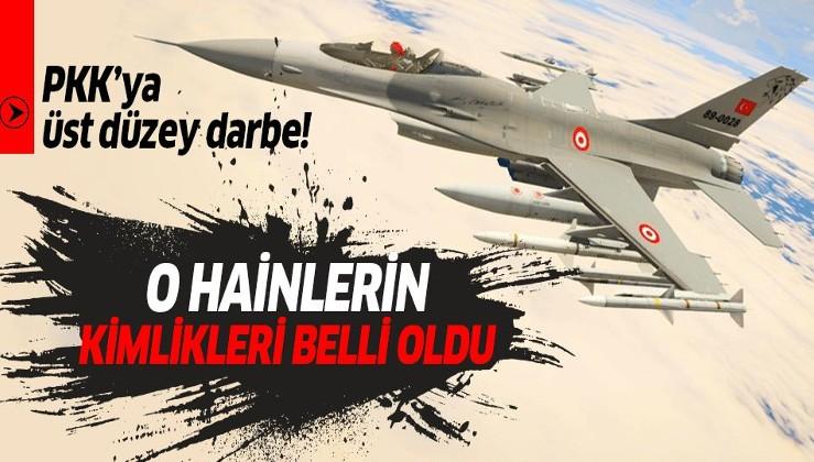 Son dakika: Gara'da etkisiz hale getirilen 6 PKK'lı teröristin istihbarat sorumlusu olduğu tespit edildi.