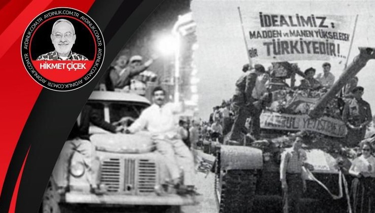 Büyük Devrim 59 yaşında!