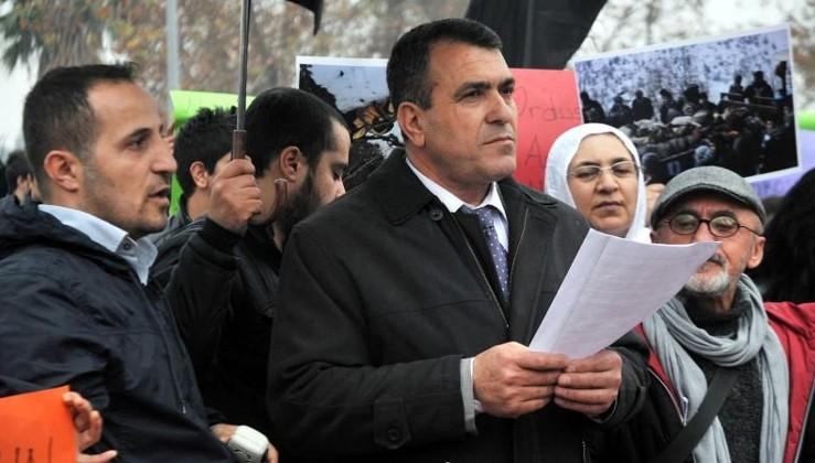 CHP'nin meclis üyesi adayı, 'Öcalan'a özgürlük' istemiş
