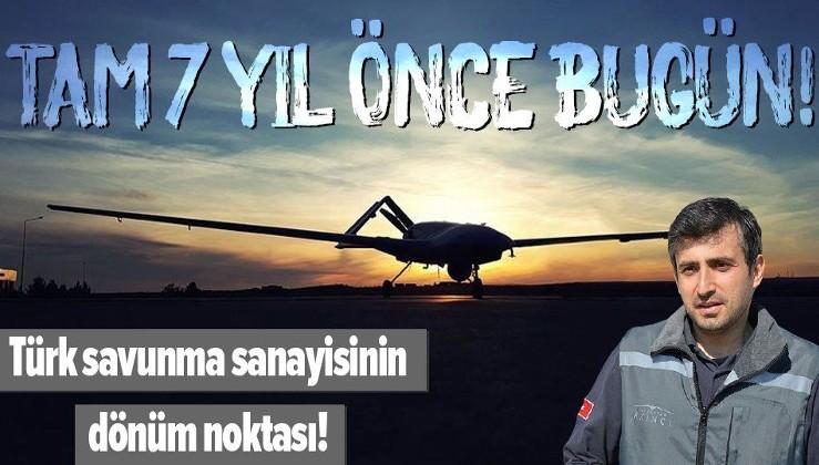 Türk savunma sanayisinin dönüm noktası!
