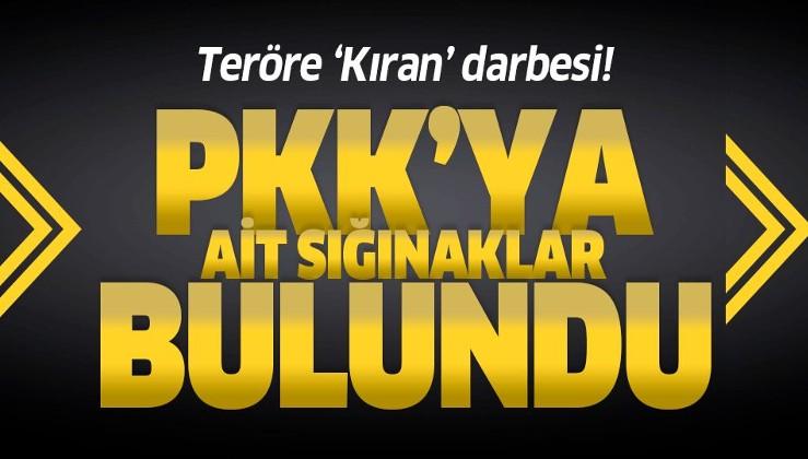Kıran-2 Operasyonu'nda PKK'ya ağır darbe