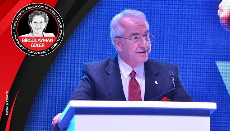 Birgül Ayman Güler: TÜSİAD'ın saati durmuş