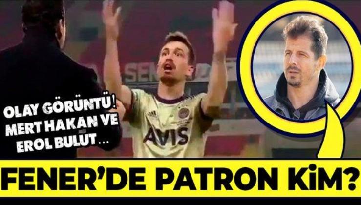 Fenerbahçe'de patron kim? Mert Hakan Yandaş, Erol Bulut'u takmadı Emre Belözoğlu ile konuştu