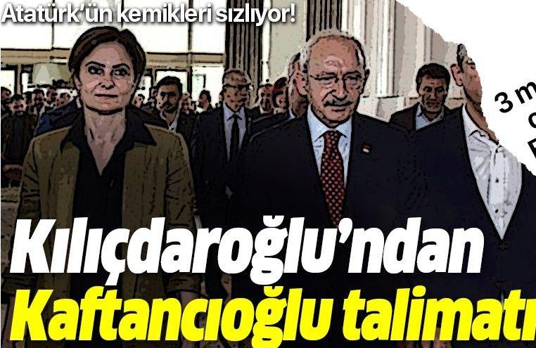 Tek adam diktası bunu da yaptı: CHP'de Atatürk'ü savunmak yasaklandı!