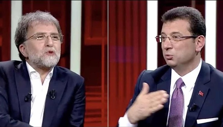 Ahmet Hakan'dan İmamoğlu'na: Adı batsın böyle terbiyenin!