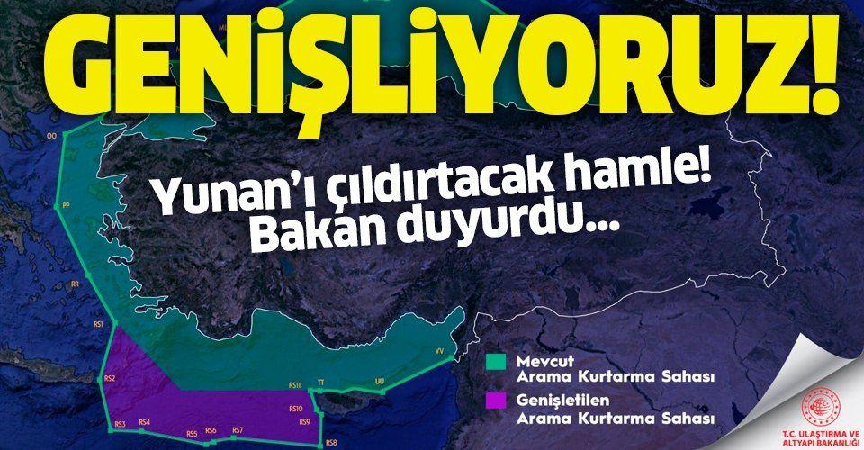 Yeni Ulusal Arama ve Kurtarma Planımız ülkemize hayırlı olsun