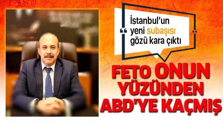 İstanbul'un yeni Emniyet Müdürü FETÖ'nün kabusu!