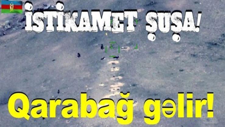 Son dakika: Ermenistan ordusu çekiliyor! Şuşa alınırsa Dağlık Karabağ da alınır!