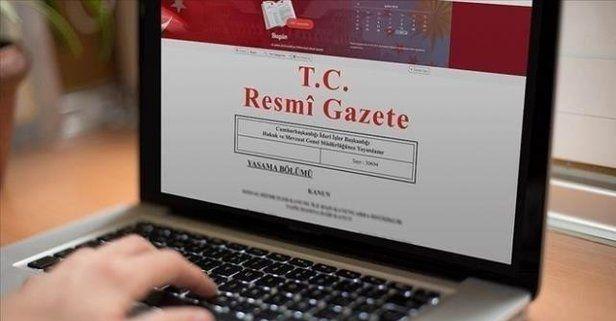 Son dakika: Resmi Gazete'de yayımlandı! 427 mülki idare amirinin görev yerleri değiştirildi
