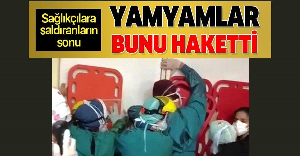 Son dakika: Keçiören Eğitim ve Araştırma Hastanesi'ndeki sağlık personeline saldırıda 5 şüpheliden 2'si tutuklandı
