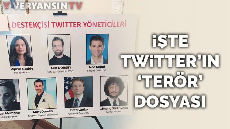 Twitter'a 'terör' ve 'espiyonaj' dosyası