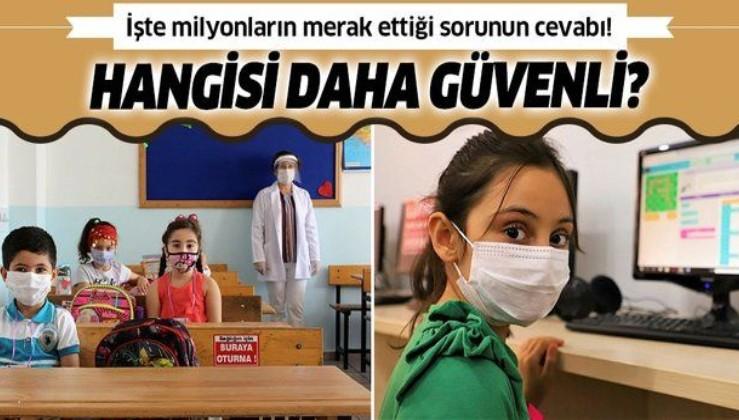 Bilim Kurulu üyesi açıkladı! Okulda olmayan çocuklarda koronavirüs vaka sayısı daha yüksek