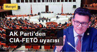 TBMM'de İyi Parti'nin 'Doğu Türkistan önergesi' tartışıldı: AK Parti'den CIA-FETÖ uyarısı
