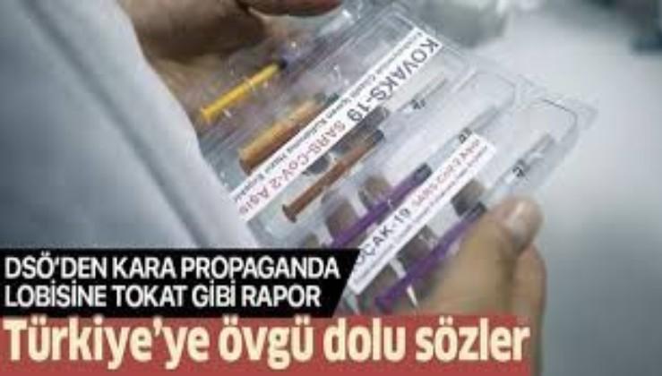 Sağlık Bakanı Fahrettin Koca duyurdu! DSÖ: Türkiye, uygulamalarıyla birçok ülkeye örnek oldu