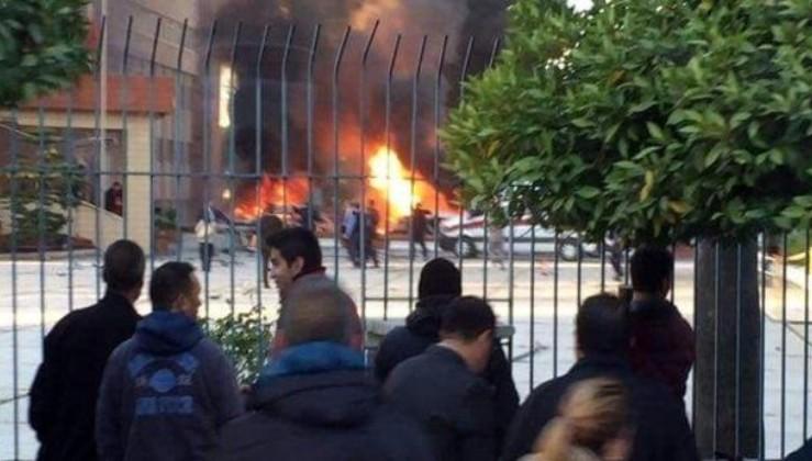 SON DAKİKA: Adana Valiliği saldırısına patlayıcı temin eden terörist H.O. Mardin'de yakalandı