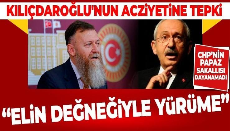 CHP'li Aytuğ Atıcı Kemal Kılıçdaroğlu'na acziyetine tepki gösterdi: Elin değneğiyle yürümemeliyiz