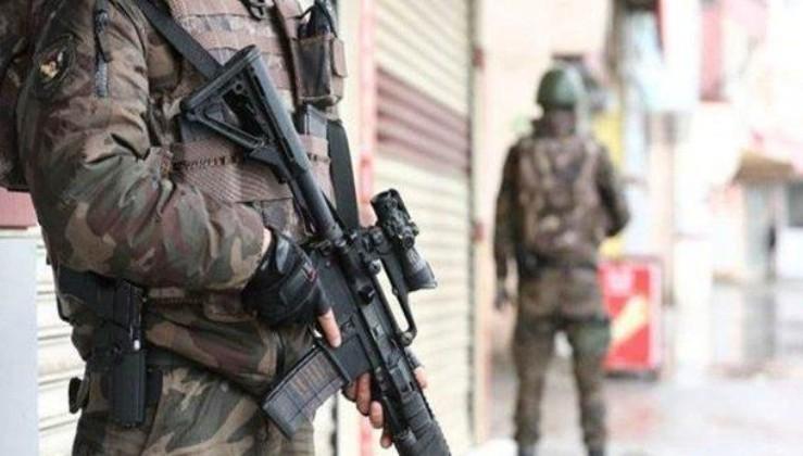 Son dakika: Kayseri'de PKK/KCK-YPG/PYD operasyonunda 4 tutuklama.